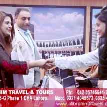 Al Ibrahim Travels Lahore and Canada
