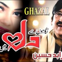 Ghazal Nighaon Say Dil Mein by Dr Zahid Hussain