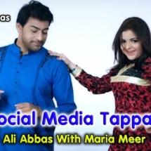 Social Media Tappay by Ali Abbas Maria Meer