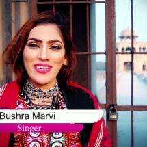 Making of Song Sir Da Sauda | Bushra Marvi